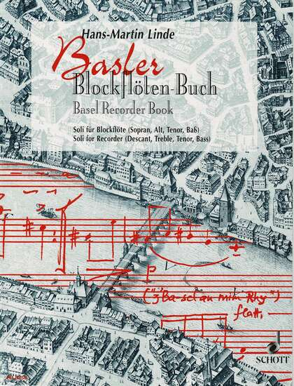 photo of Basel Recorder Book