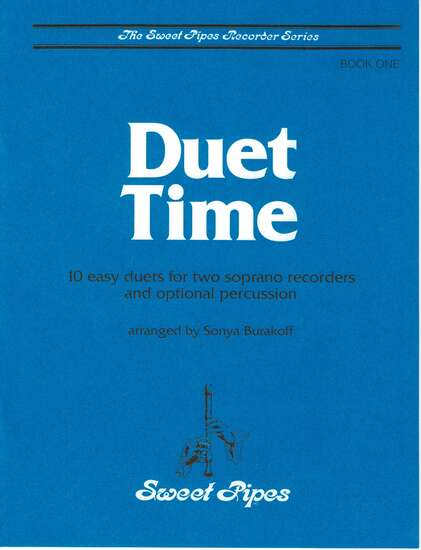 photo of Duet Time, Book One