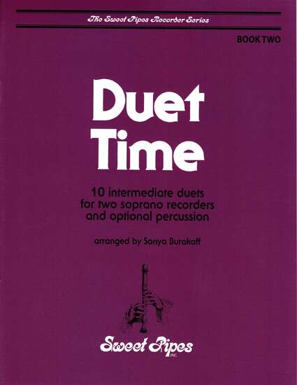 photo of Duet Time, Book Two