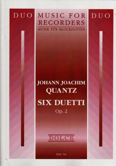 photo of Six Duetti, Op. 2