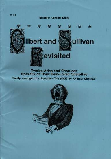 photo of Gilbert and Sullivan Revisited