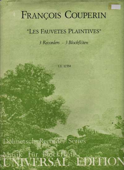 photo of Les Fauvetes Plaintives