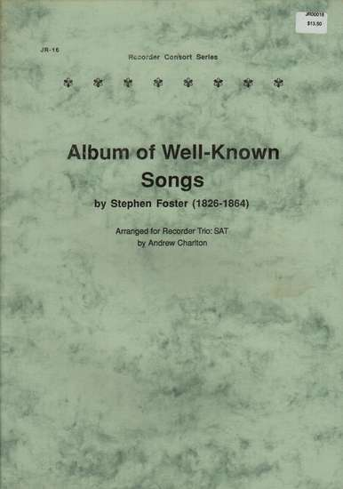 photo of Album of Well Known Songs