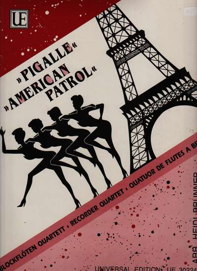 photo of Pigalle and American Patrol