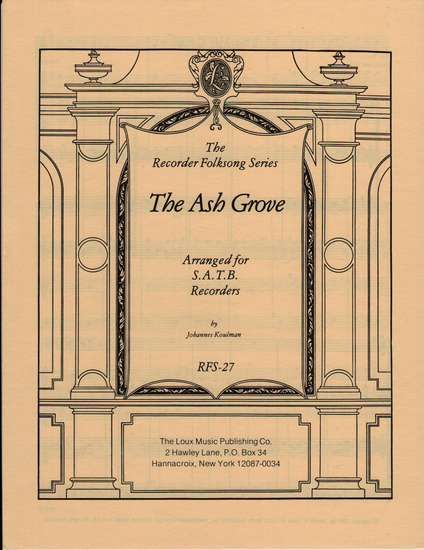 photo of The Ash Grove