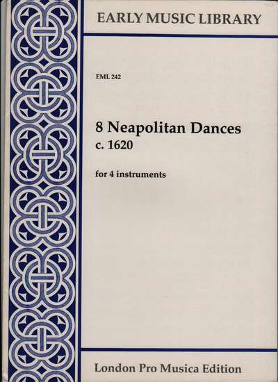 photo of 8 Neapolitan Dances