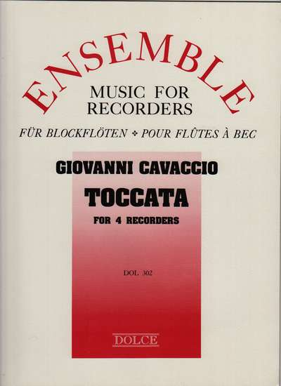 photo of Toccata