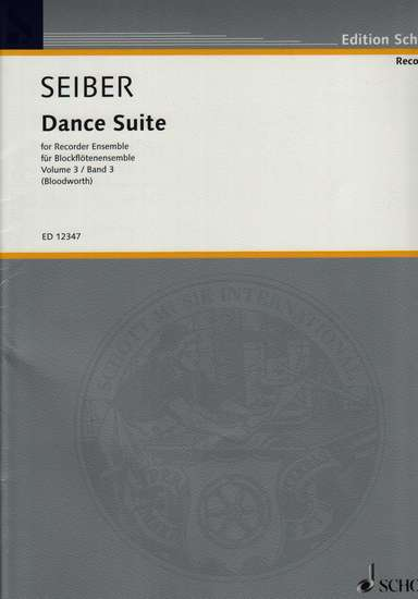 photo of Dance Suite, Vol. 3