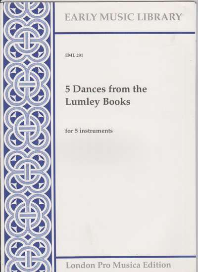 photo of 5 Dances from the Lumley Books