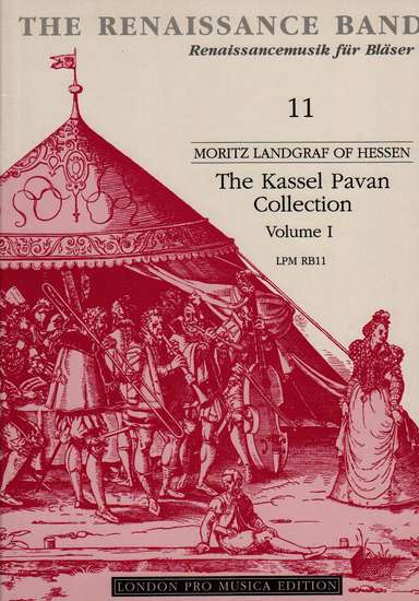 photo of The Kassel Pavan Collection, Vol. 1