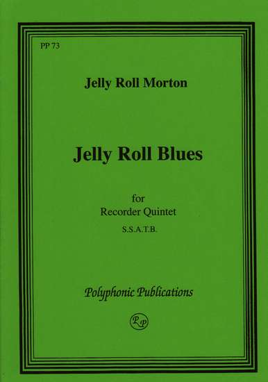 photo of Jelly Roll Blues