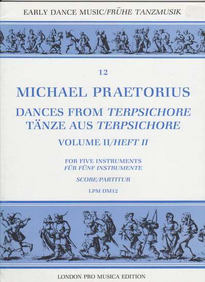 photo of Dances from Terpsichore, Vol. II
