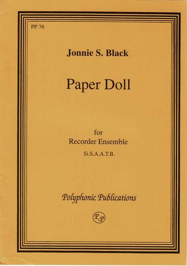 photo of Paper Doll