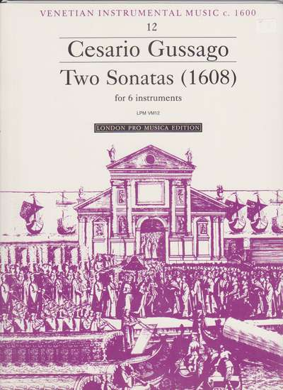 photo of Two Sonatas