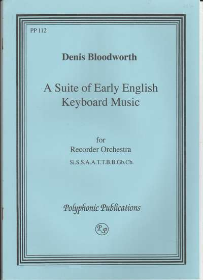 photo of Early English Keyboard Music