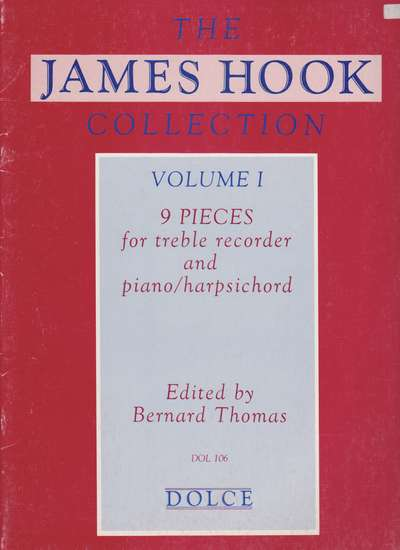 photo of The James Hook Collection, Vol. I