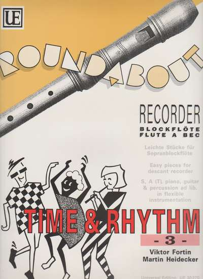 photo of Time & Rhythm, Vol. 3