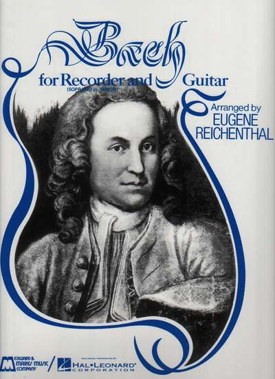 photo of Bach for Recorder and Guitar