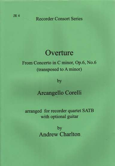 photo of Concerto in c minor, Op. 6, No. 6