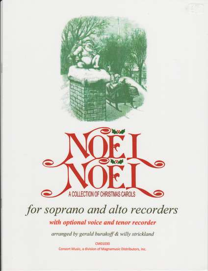 photo of Noel, Noel, A Collection of Christmas Carols