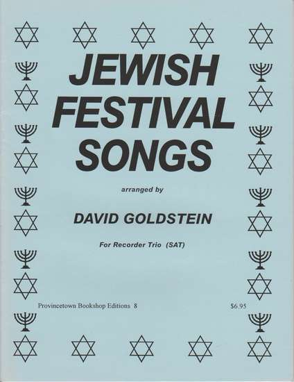 photo of Jewish Festival Songs