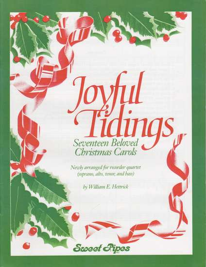 photo of Joyful Tidings, 17 Christmas Carols