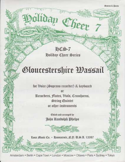 photo of Gloucestershire Wassail