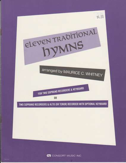 photo of Eleven Traditional Hymns
