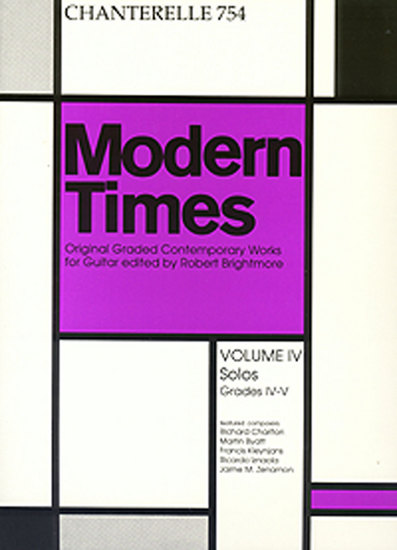 photo of Modern Times, Vol. IV, Solos, Grades IV-V