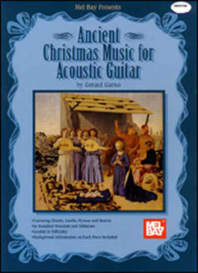photo of Ancient Christmas Music for Acoustic Guitar