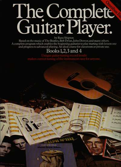 photo of The Complete Guitar Player, Omnibus Edition