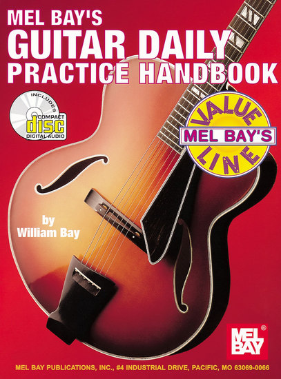 photo of Guitar Daily Practice Handbook