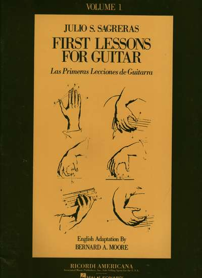 photo of First Lessons for Guitar