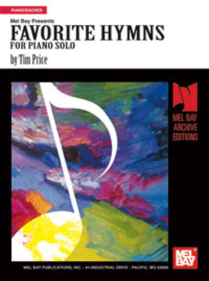 photo of Favorite Hymns for Piano Solo