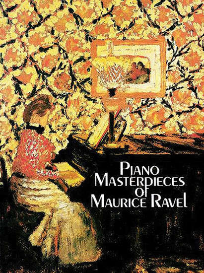 photo of Piano Masterpieces of Maurice Ravel