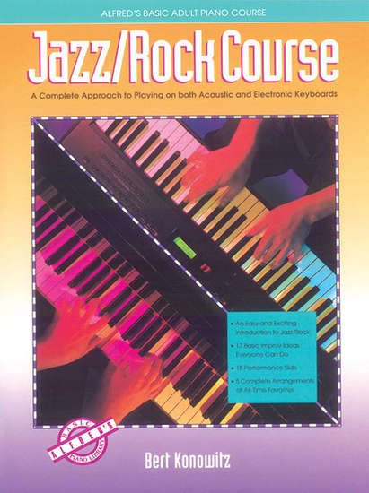 photo of Jazz/Rock Course