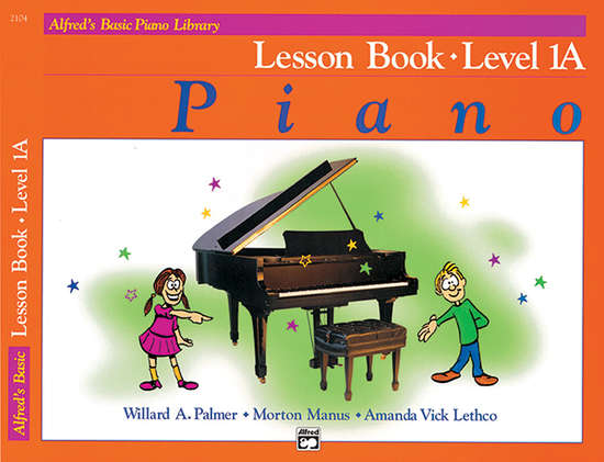 photo of Basic Piano Lesson Book, Level 1A