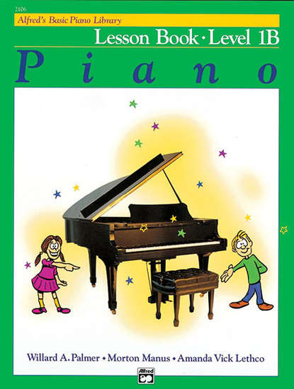 photo of Basic Piano Lesson Book, Level 1B