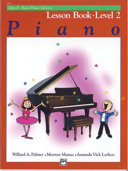 photo of Basic Piano Lesson Book, Level 2