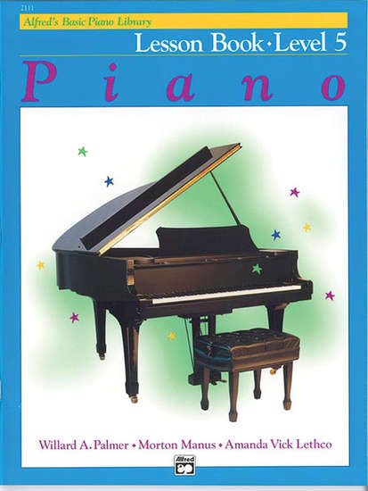 photo of Basic Piano Lesson Book, Level 5