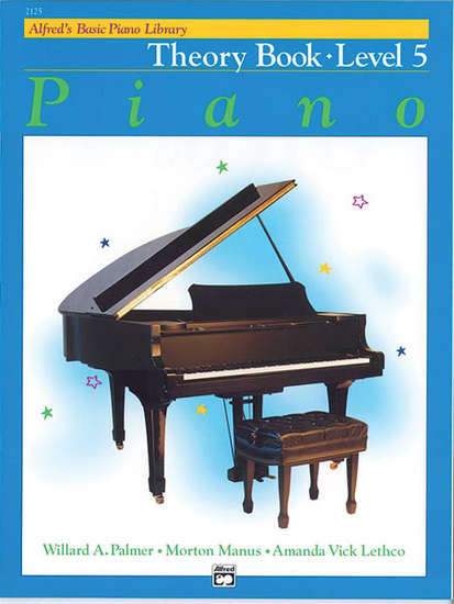 photo of Basic Piano Theory Book, Level 5