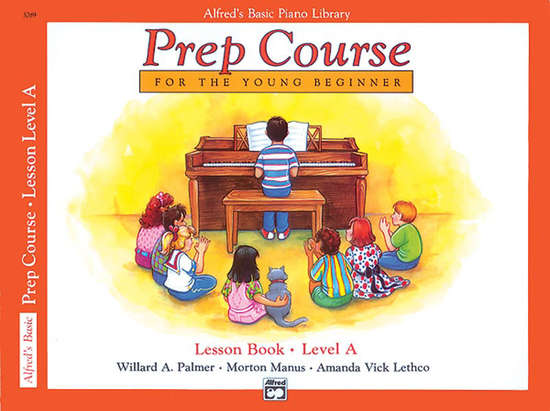 photo of Prep Course Lesson Book, Level A