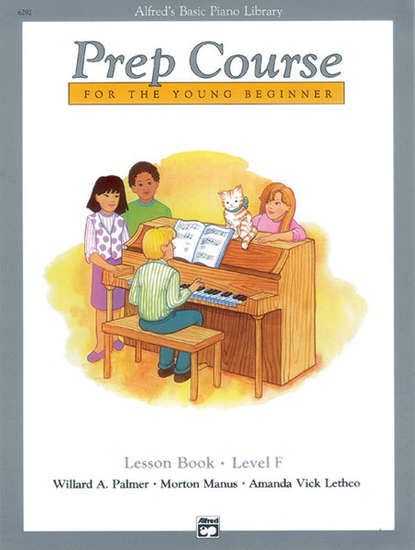 photo of Prep Course Lesson Book, Level F