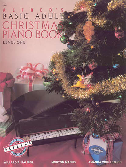 photo of Basic Adult Christmas Piano Book, Level One