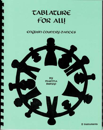 photo of Tablature for All! ( English Country Dances)