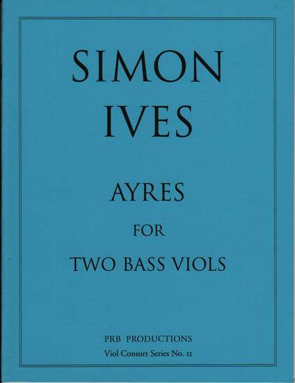 photo of Ayres for Two Bass Viols
