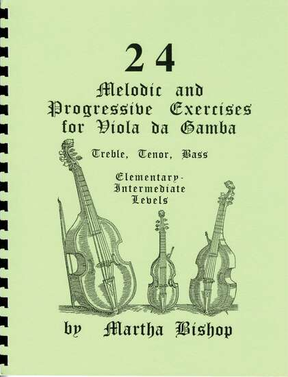 photo of 24 Melodic and Progressive Exercises