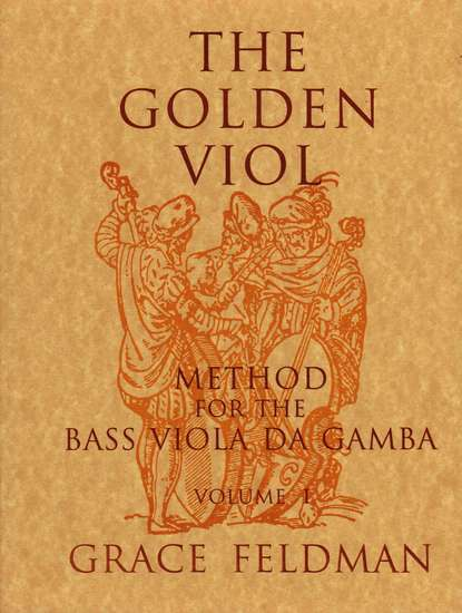 photo of The Golden Viol, Method for Bass, Vol. I