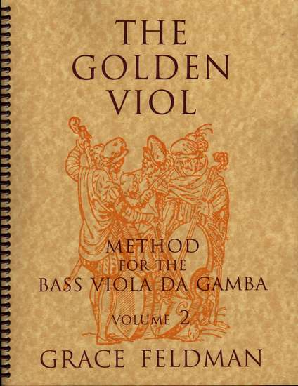 photo of The Golden Viol, Method for Bass, Vol. II