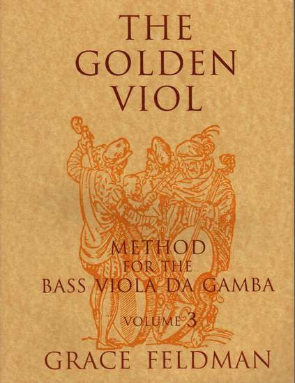 photo of The Golden Viol, Method for Bass, Vol. III
